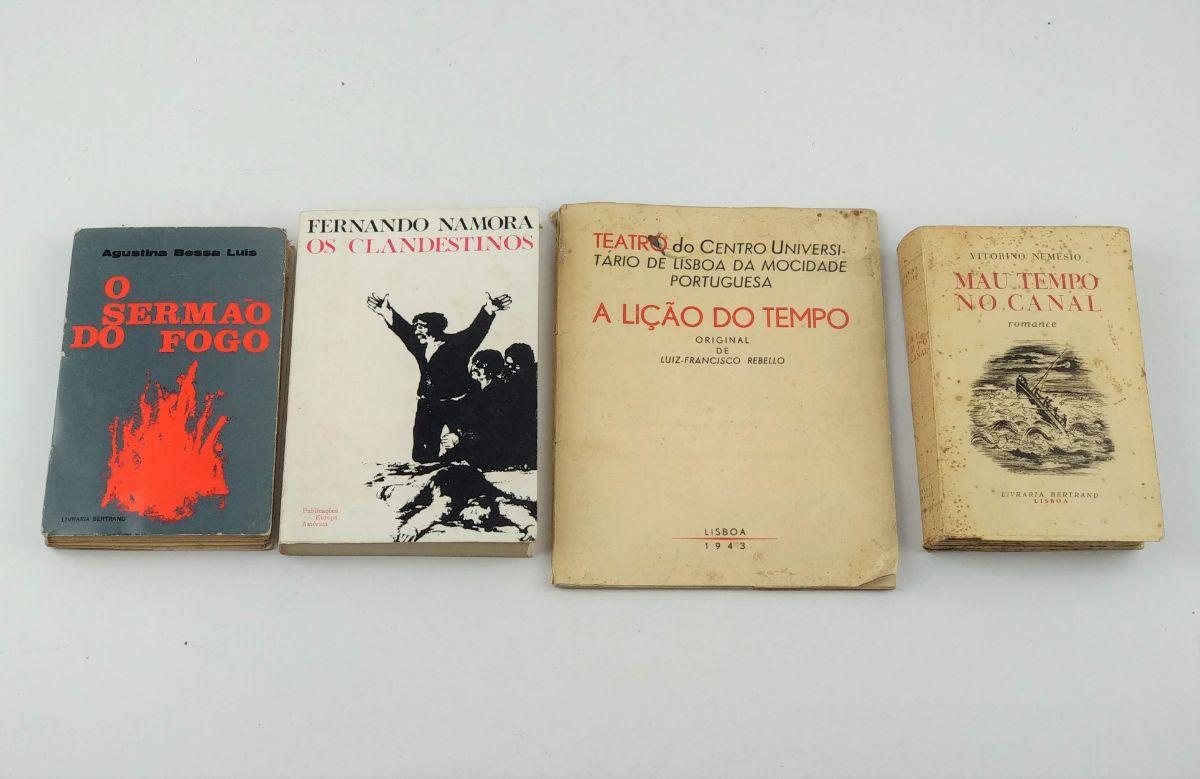 1ªs edições de autores portugueses