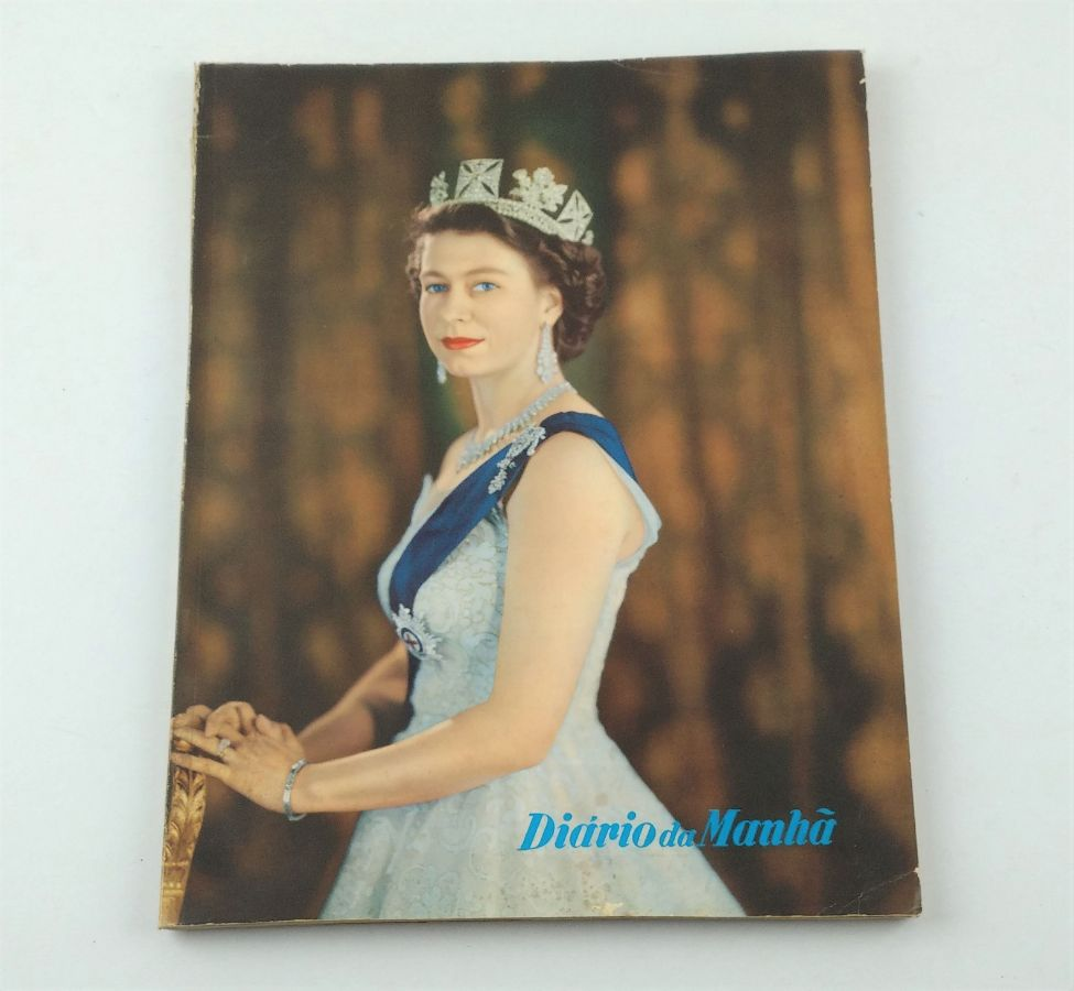 Visita da Rainha Isabel II a Portugal (1957)