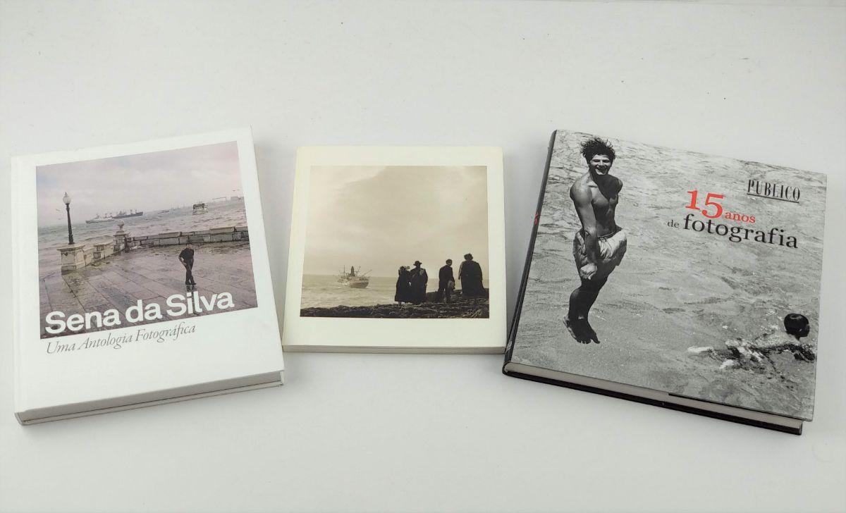 Livros de fotografia e Fotografias