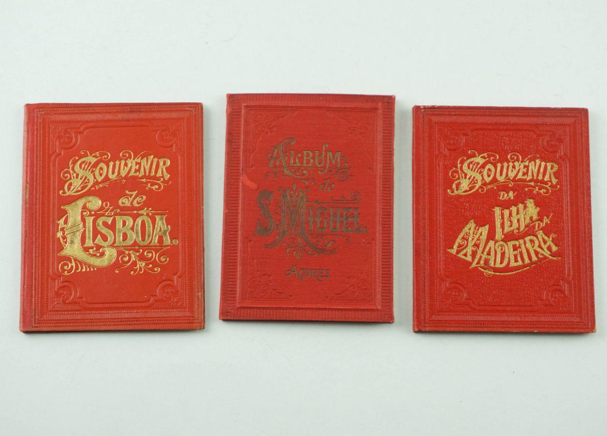 Souvenirs de Lisboa, Madeira, e S. Miguel