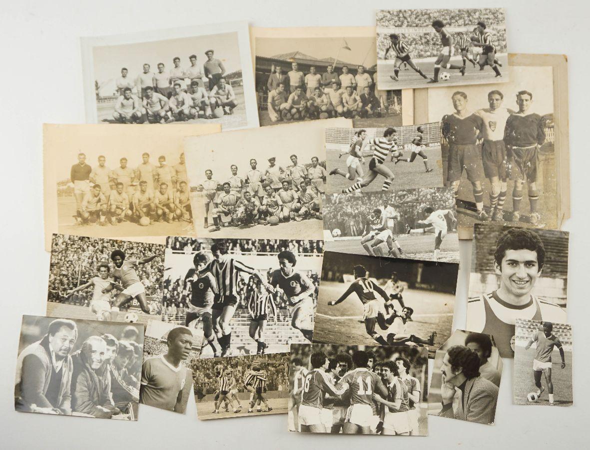Fotografias de Futebol