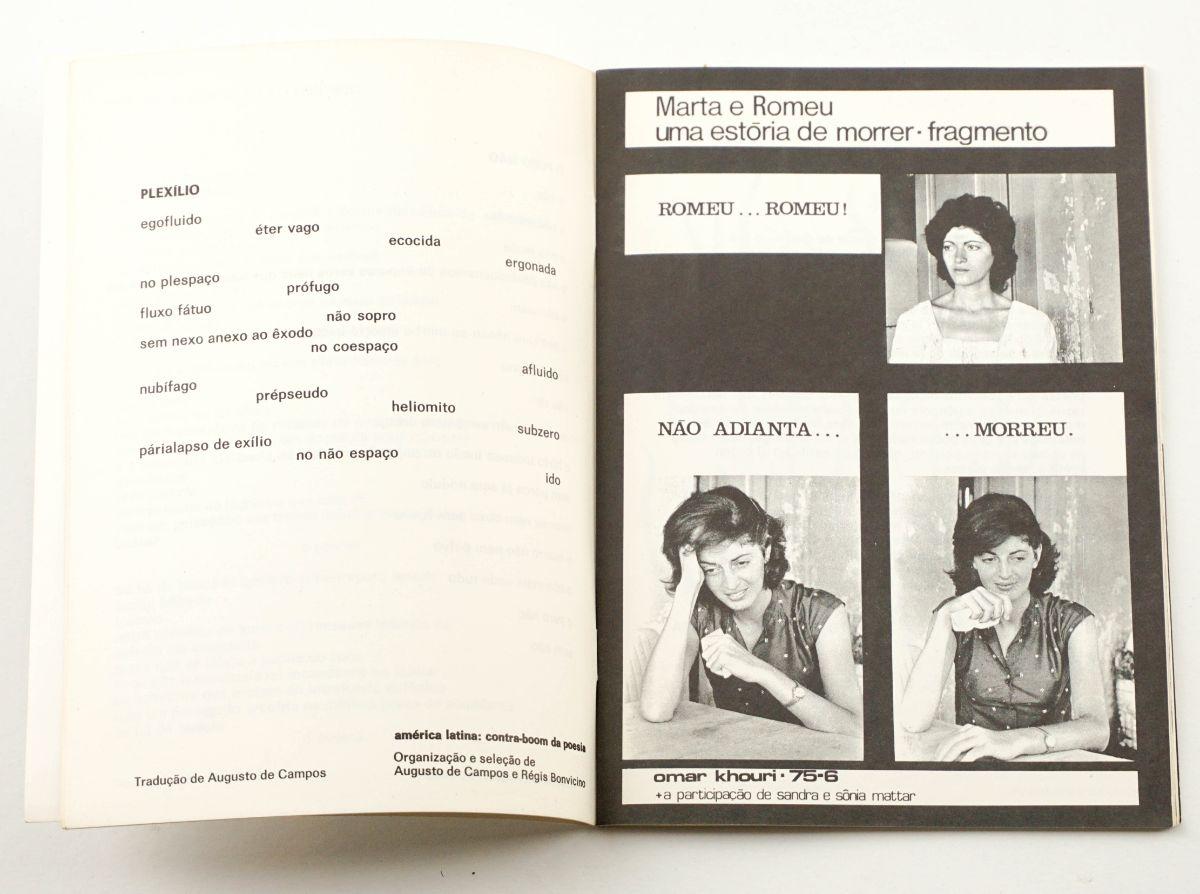 Qorpo Estranho Criação Intersemiótica – 1976