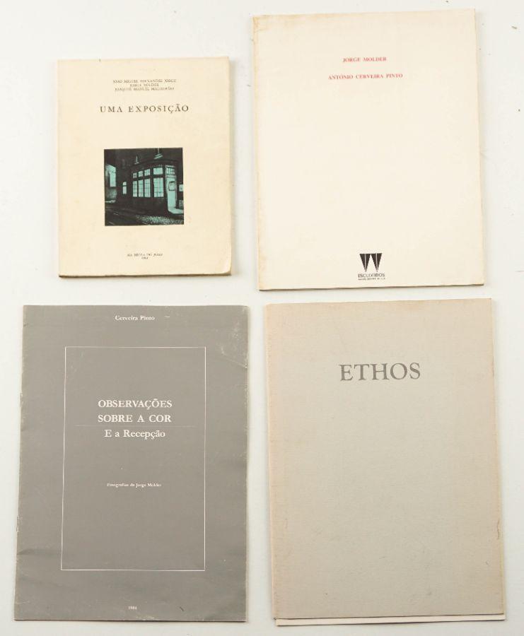 Jorge Molder Livros de Fotografia