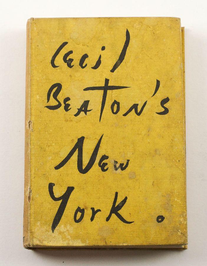 Cecil Beaton´s New York - 1ª edição 1938 – Photobook