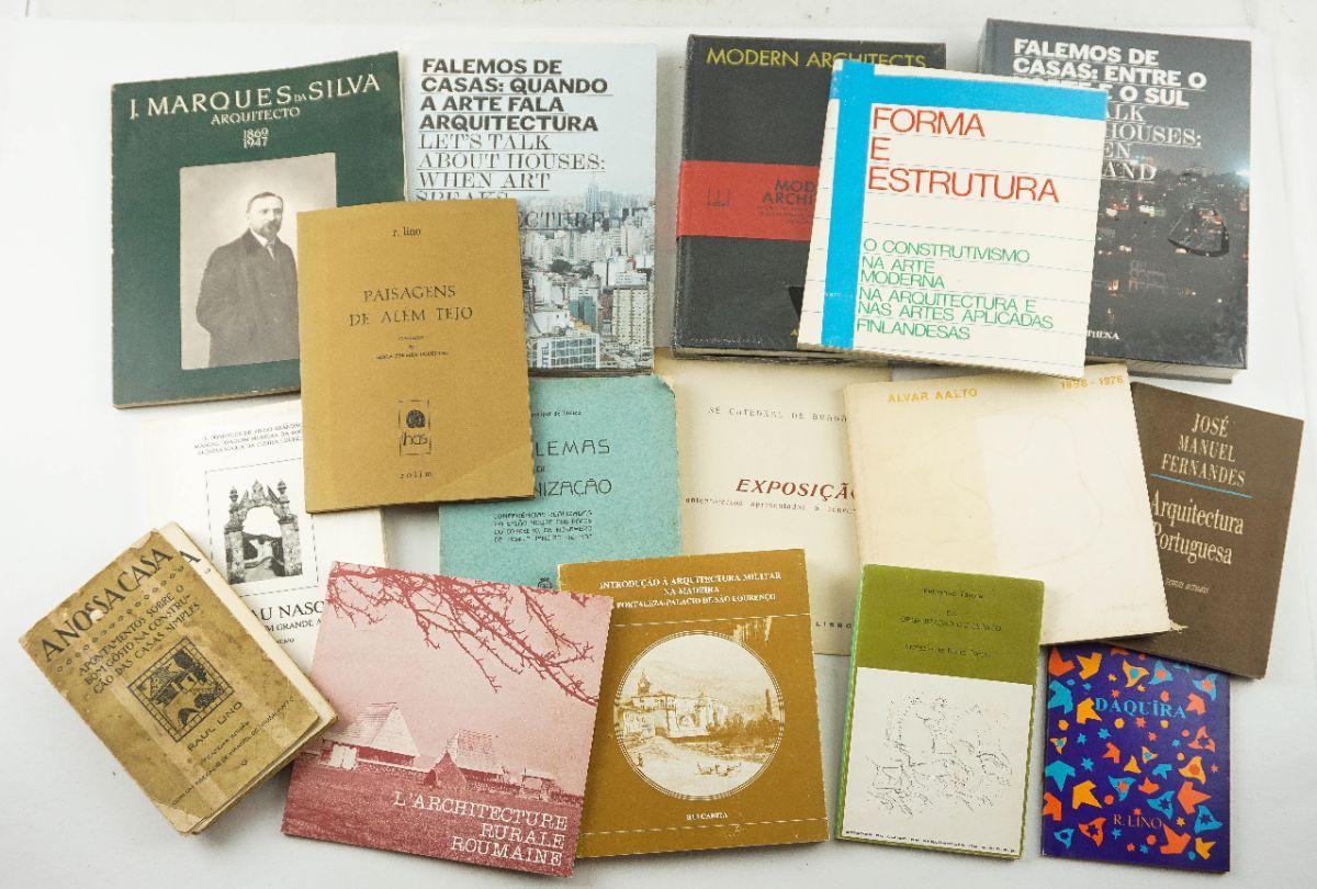 Livros de Arquitectura