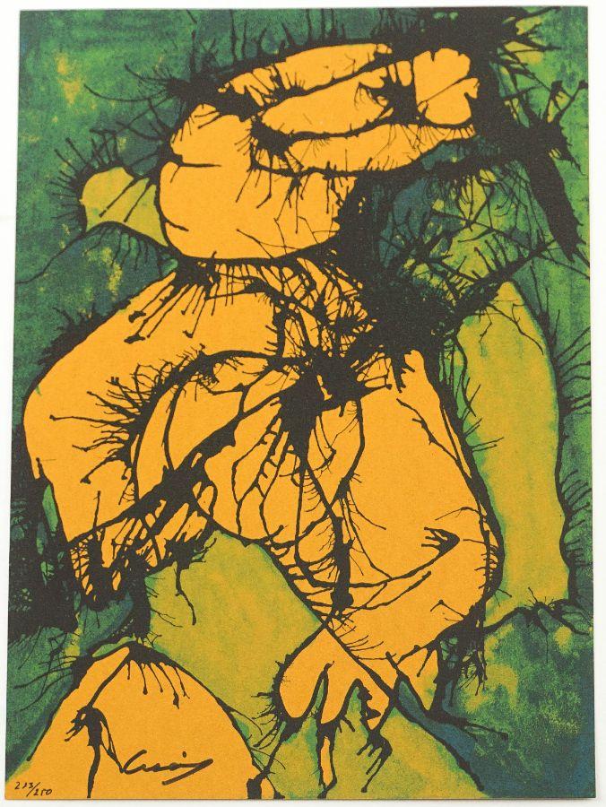 Mario Cesariny – Livro de Artista