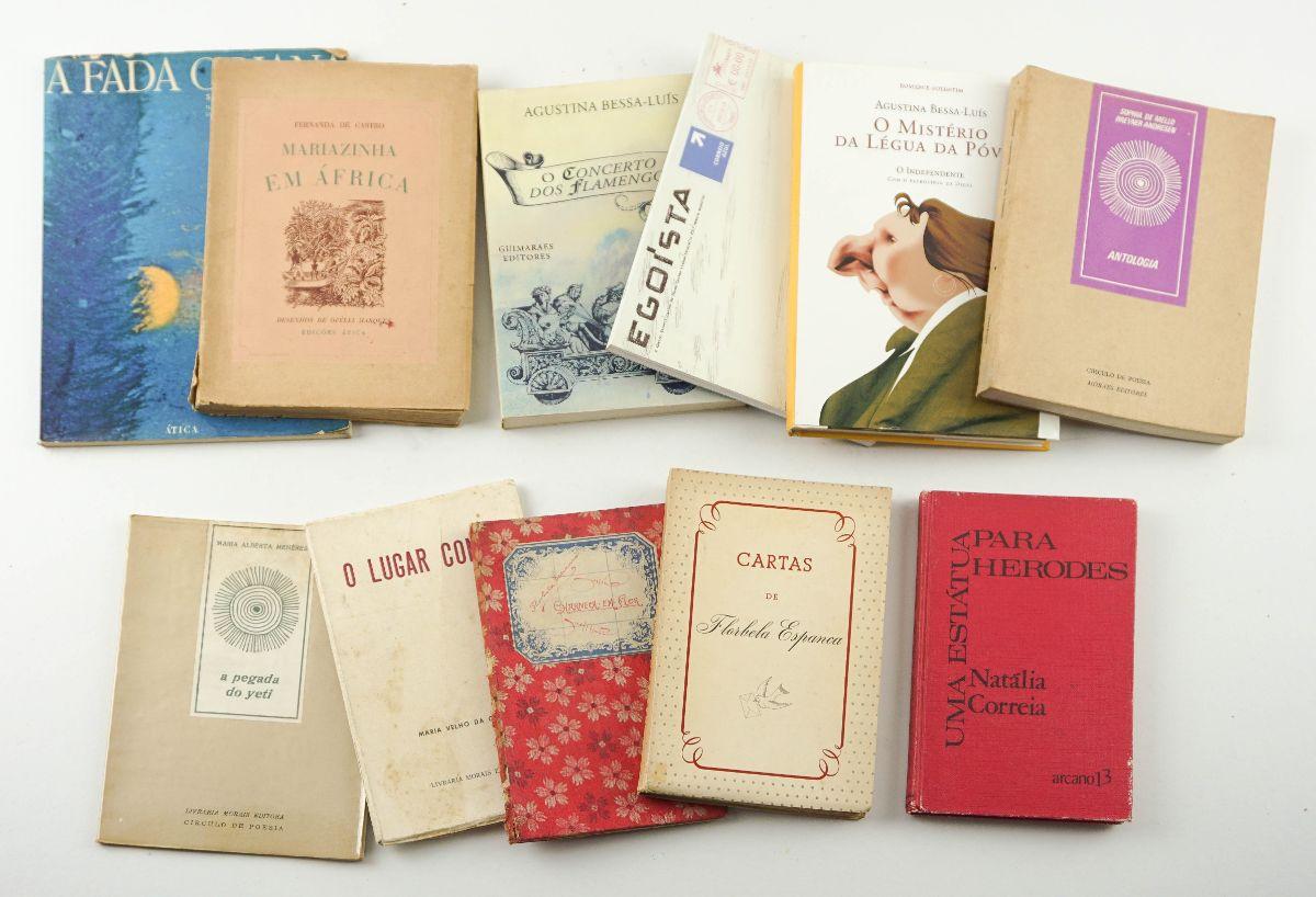 Literatura e Poesia Portuguesa - Autoras Portuguesas