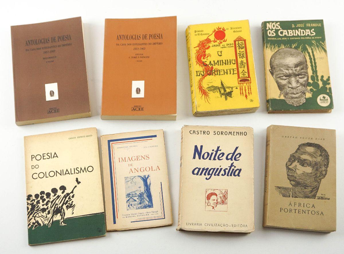 Literatura Colonial e Poesia de Expressão Portuguesa