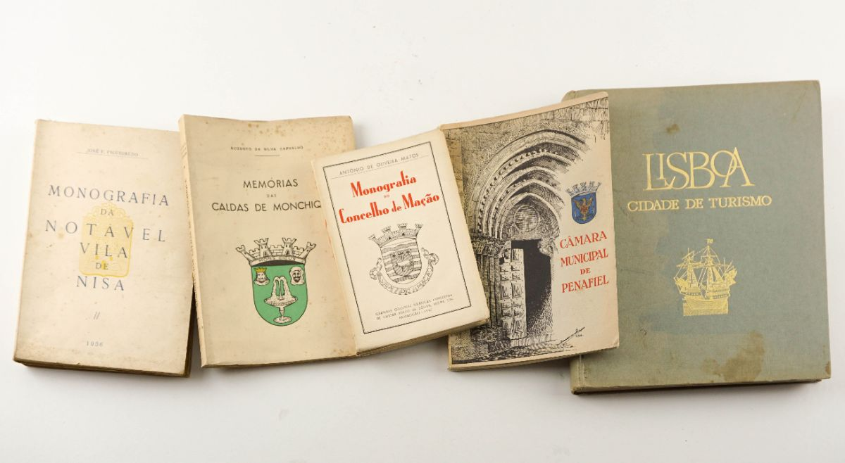 Monografias de Portugal