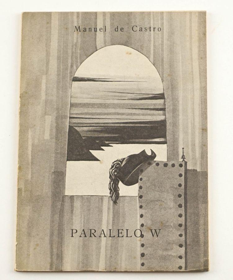 Manuel de Castro - Primeiro livro do autor
