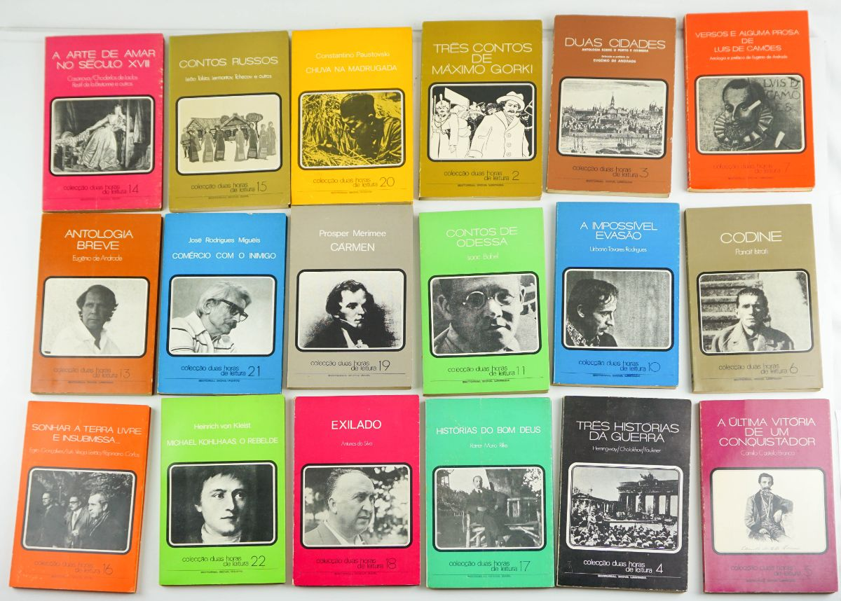 Colecção Duas Horas de Leitura