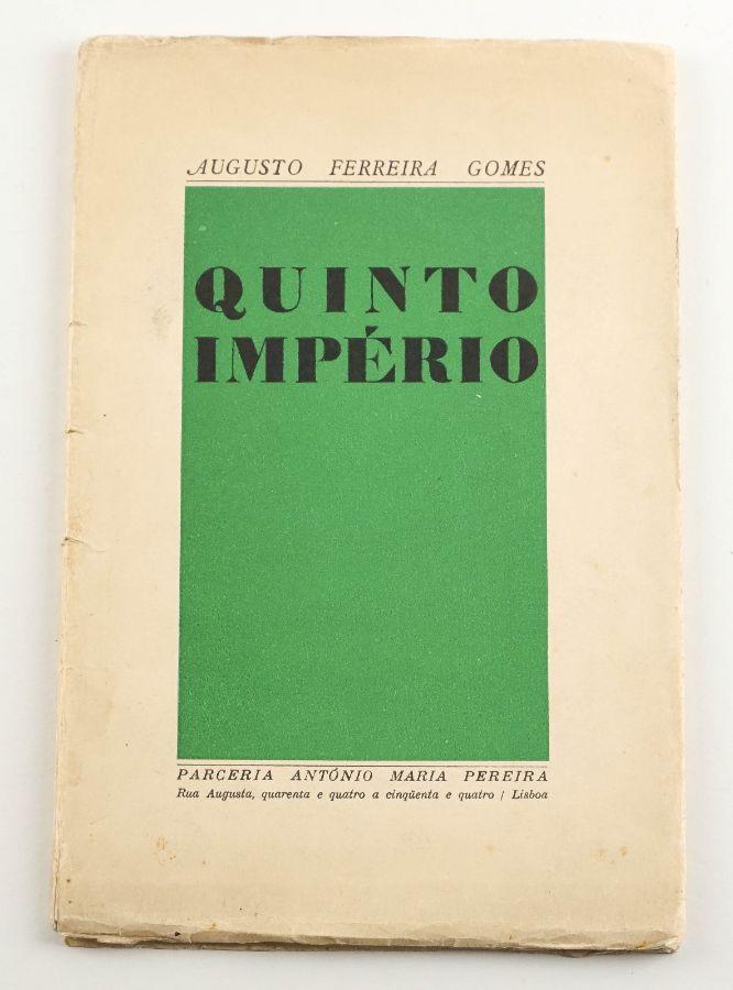 Augusto Ferreira Gomes - Fernando Pessoa