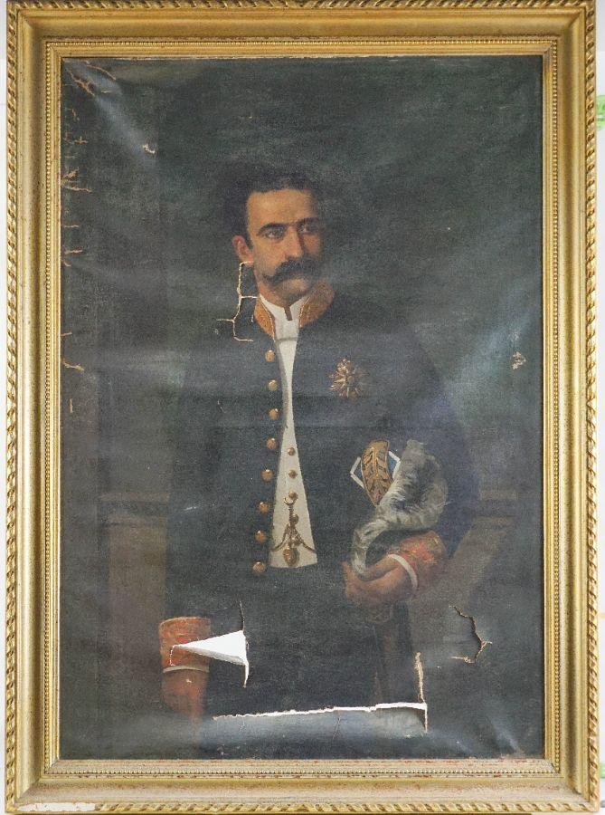 Retrato de Militar