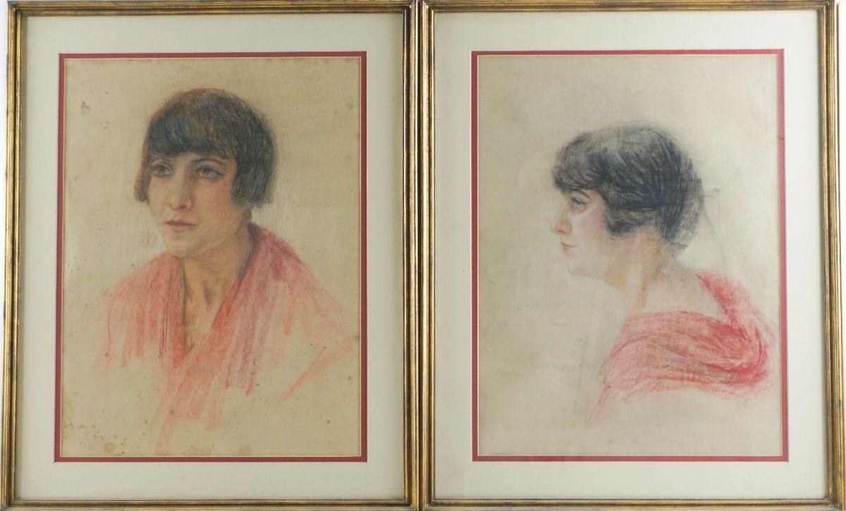 Retratos femininos