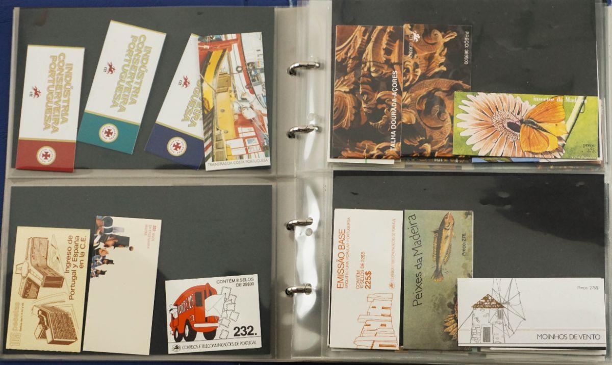 Filatelia – Portugal e França