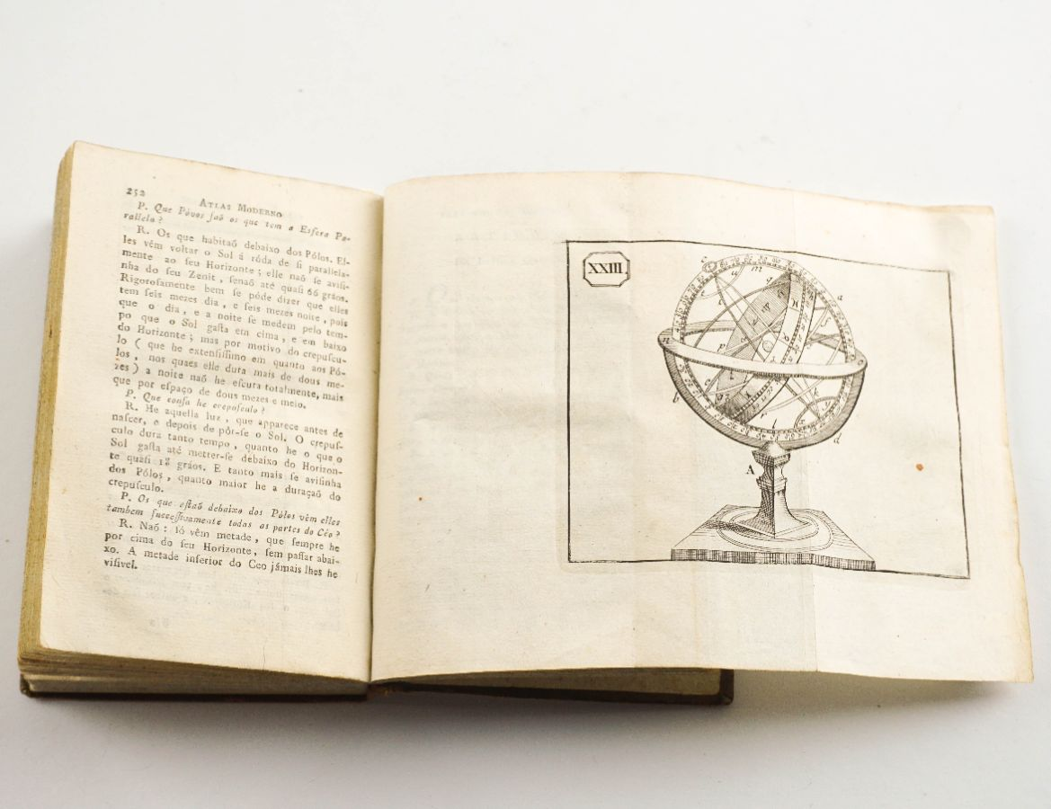 Atlas Moderno para Uso da Mocidade - 1812