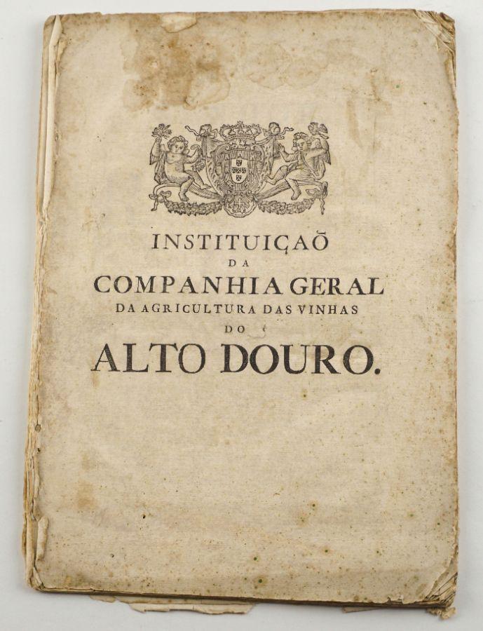 Companhia Geral da Agricultura das Vinhas do Alto Douro (1756)