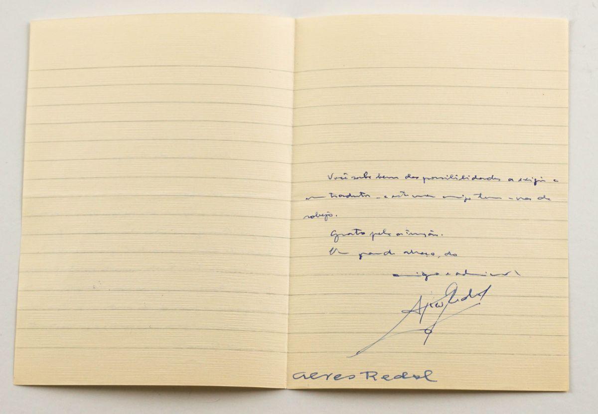 Manuscrito Alves Redol