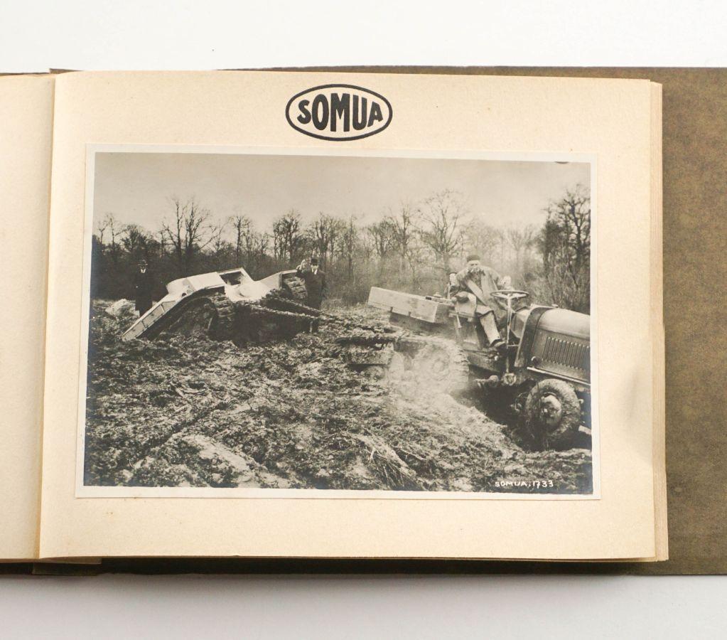 Album fotografia de veículos– anos 20/30