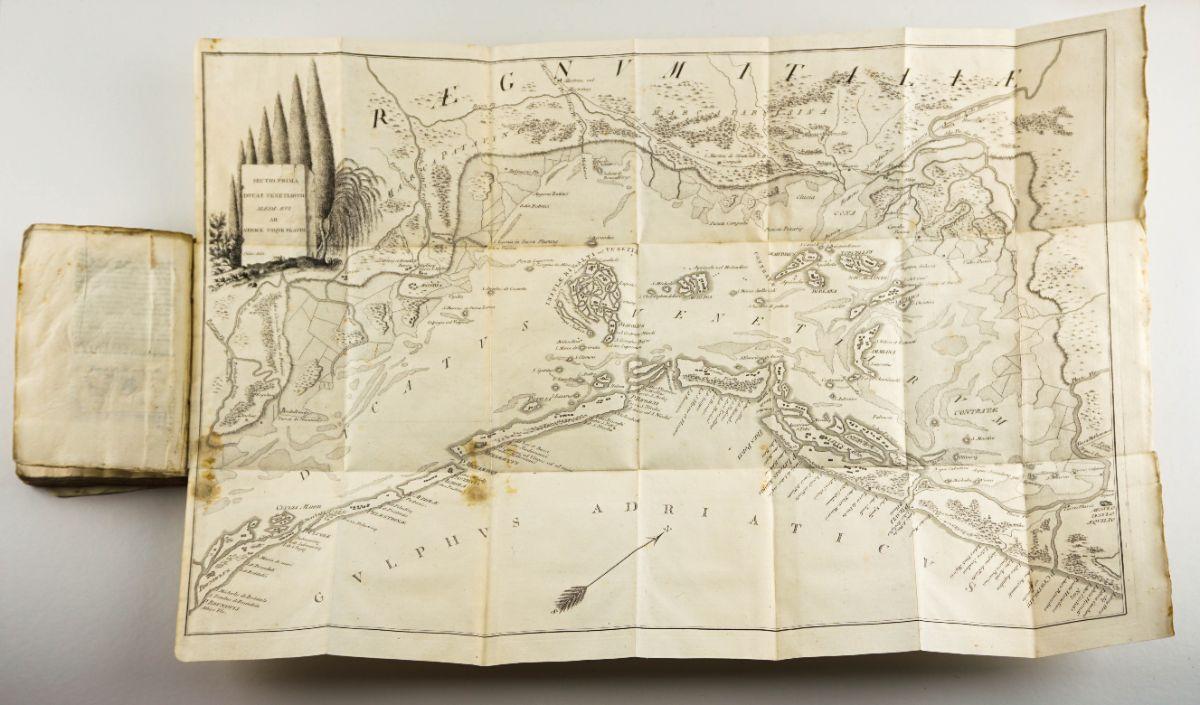 Conjunto de Livros Italianos do sec XVIII e XIX