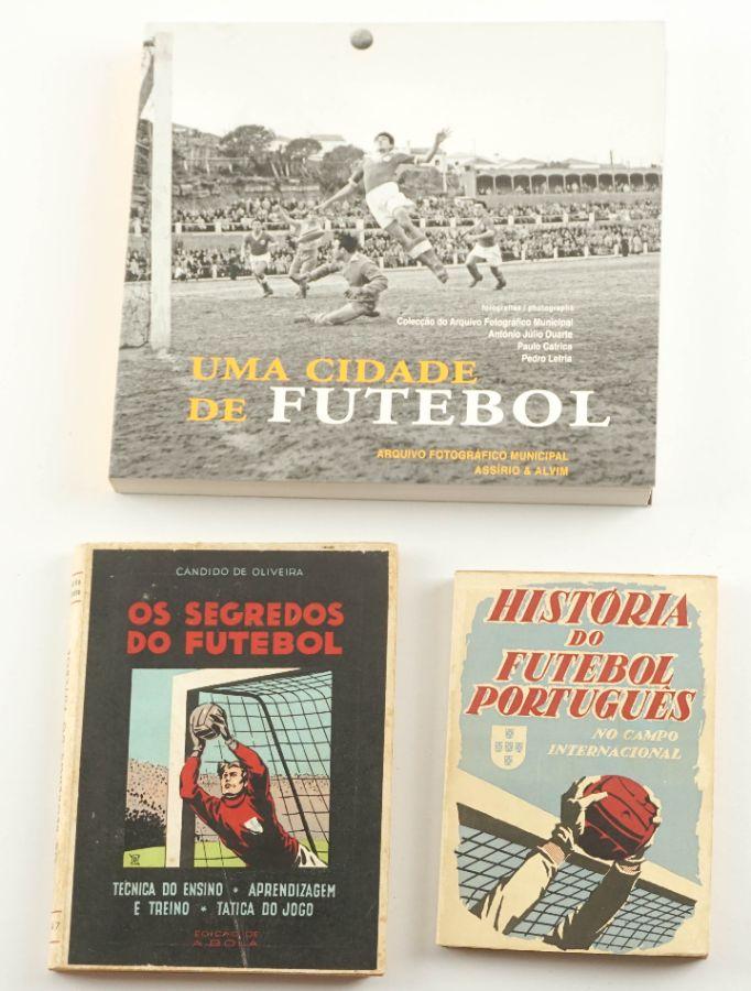 Livros sobre futebol