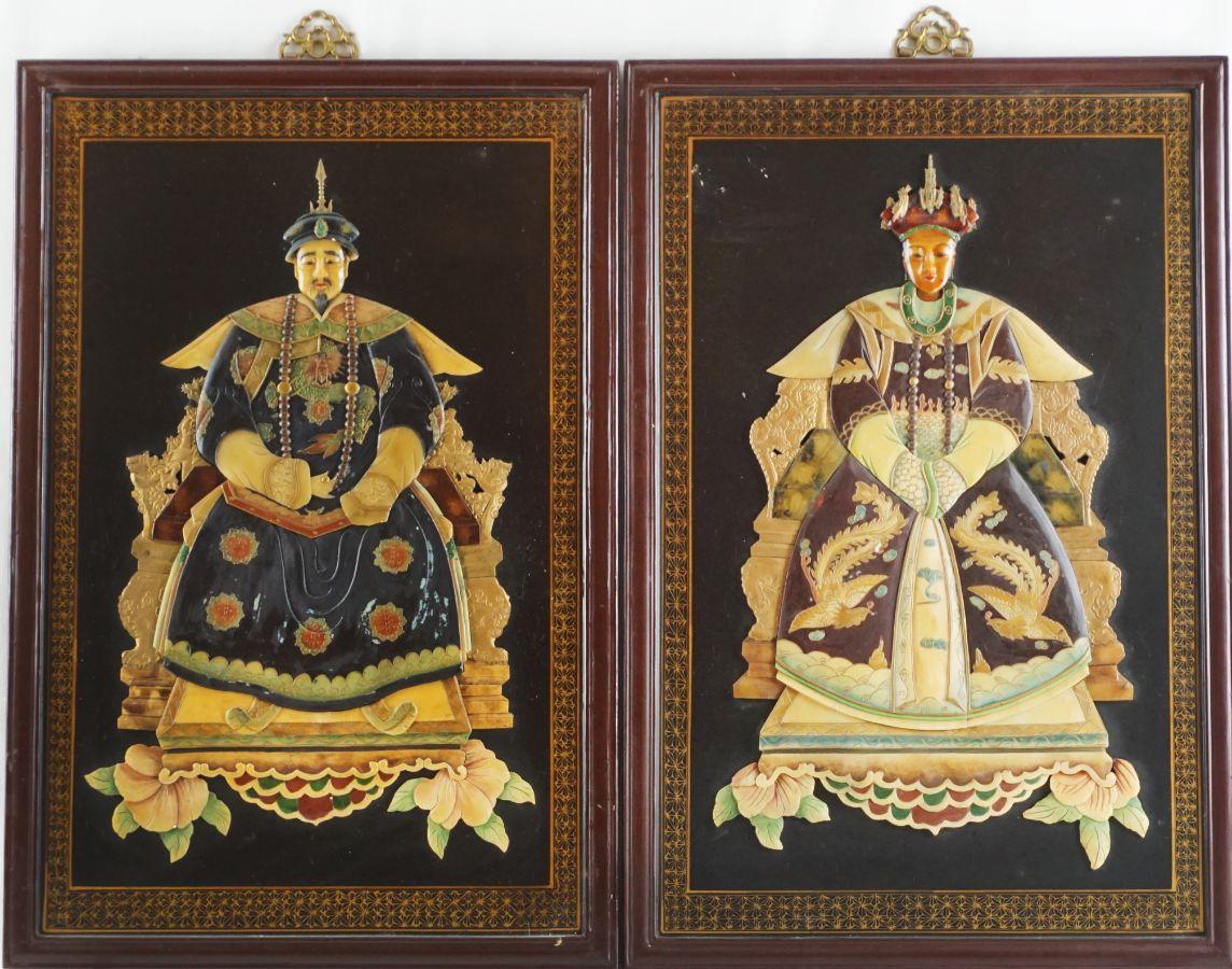 Imperador e Imperatriz Chineses