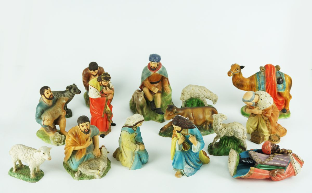 15 Figuras de Presépios