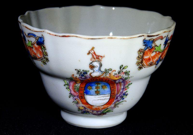 Chávena em Porcelana Companhia das Indias