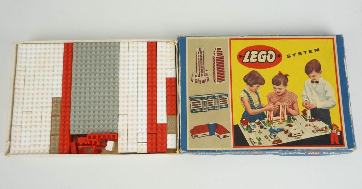 Caixa Lego nº 700/3A