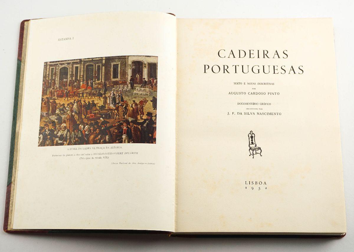 Cadeiras Portuguesas (1ª edição)