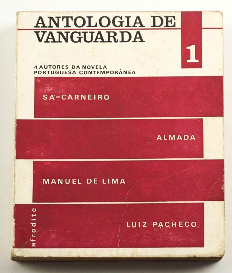 Sá Carneiro - Almada - Manuel de Lima - Luiz Pacheco