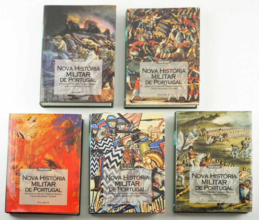 Nova História Militar de Portugal