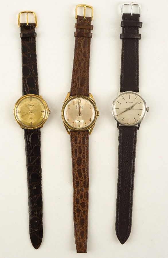 3 Relógios de pulso