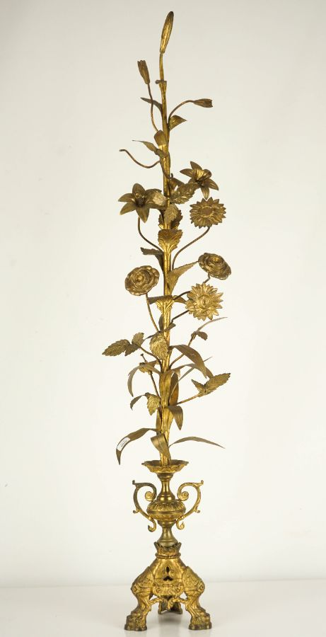 Coluna floral