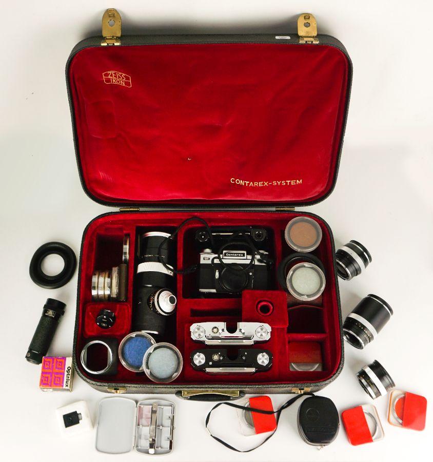 Máquina Fotográfica CONTAREX