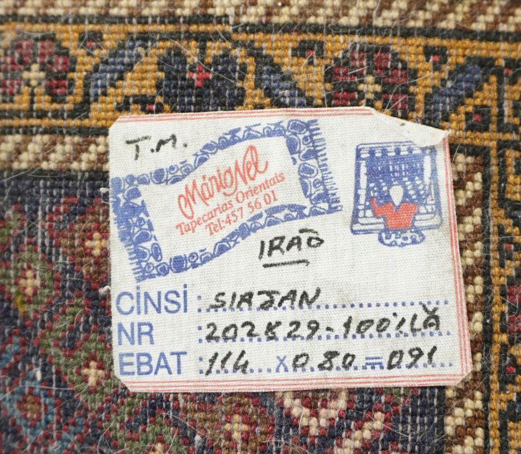 Tapete Oriental do Irão