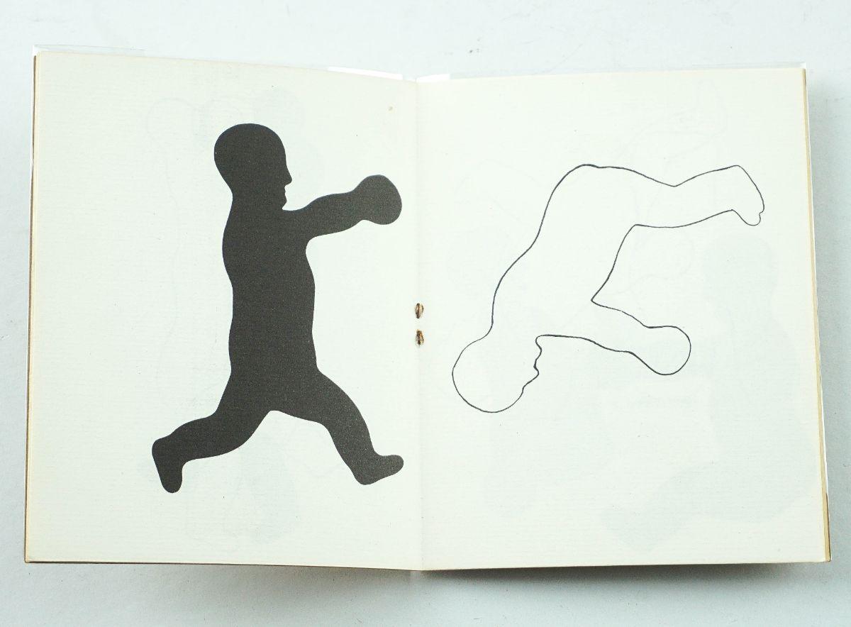 Lourdes Castro - Livro de artista - 1966