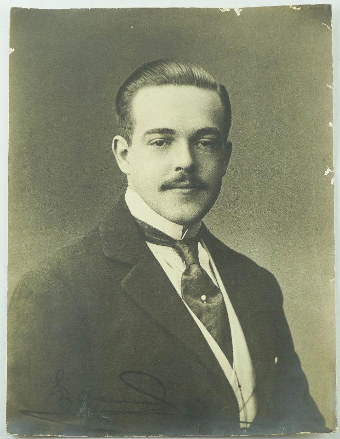 Fotografia Rei D.Manuel II