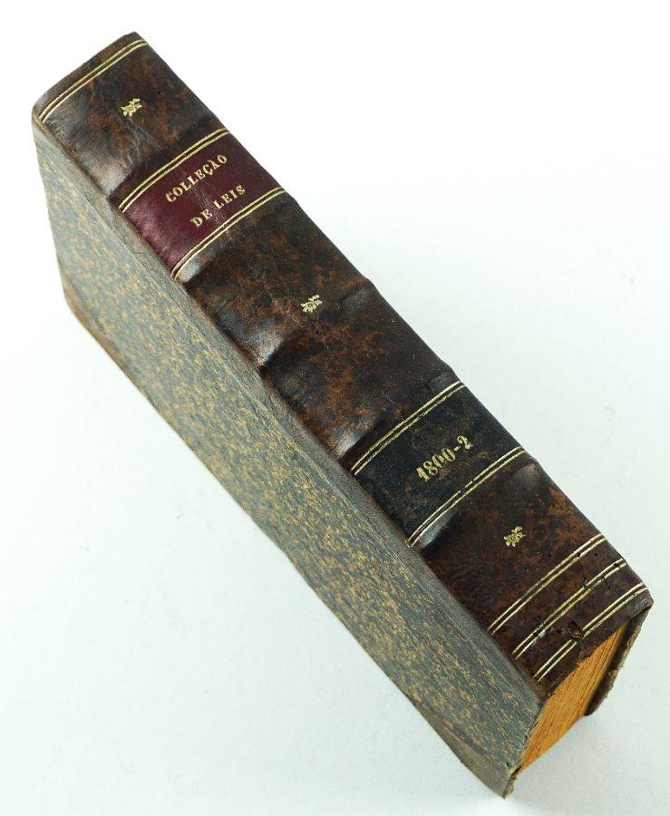 Coleccção de Leis 1800-2