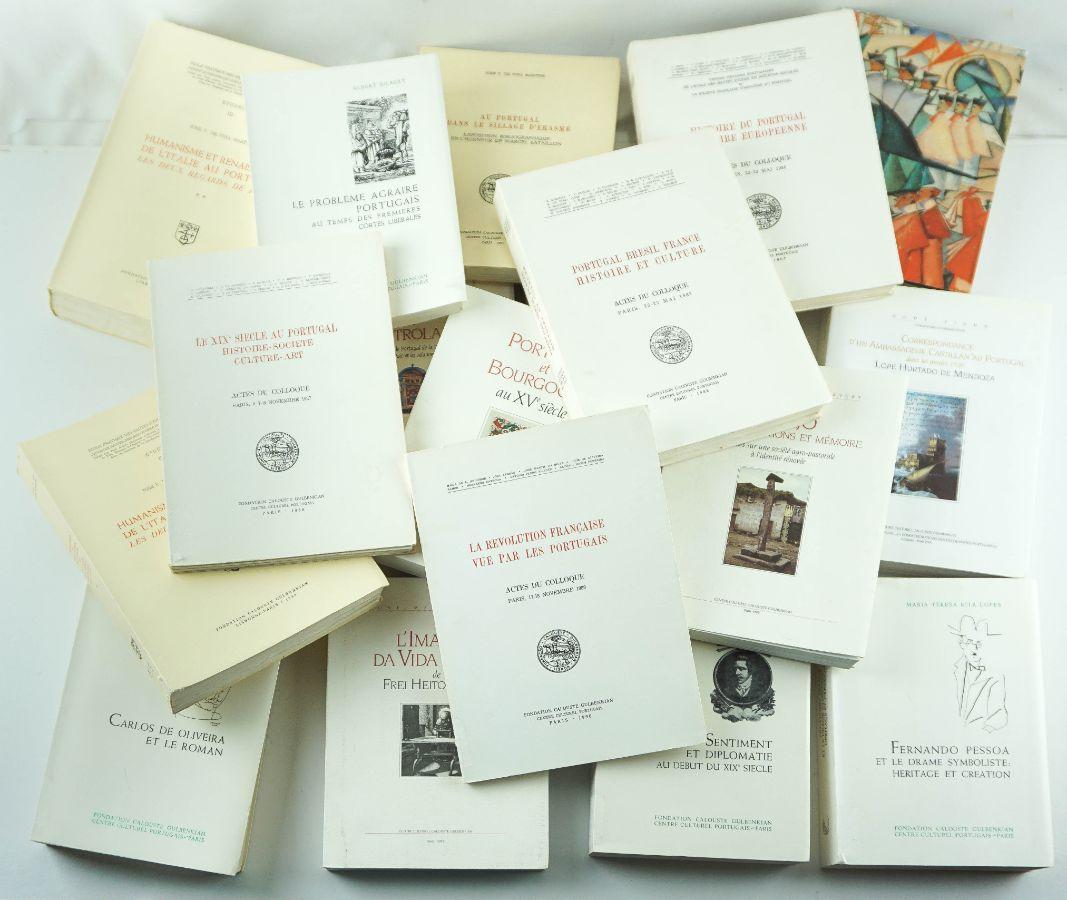 Colecção de Publicações da Fundação Calouste Gulbenkian – 59 livros
