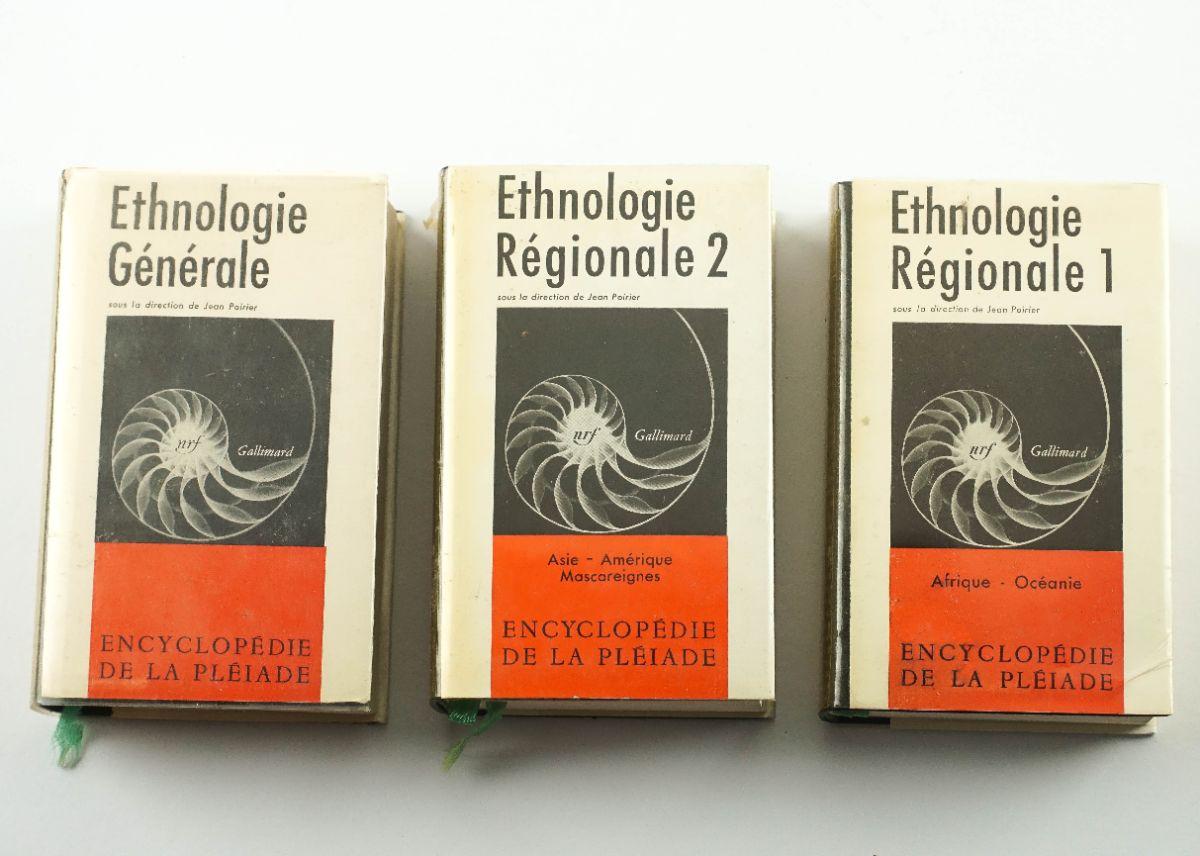 Ethnologie Générale - Ethnologie Régionale 1 - Ethnologie Régionale 2