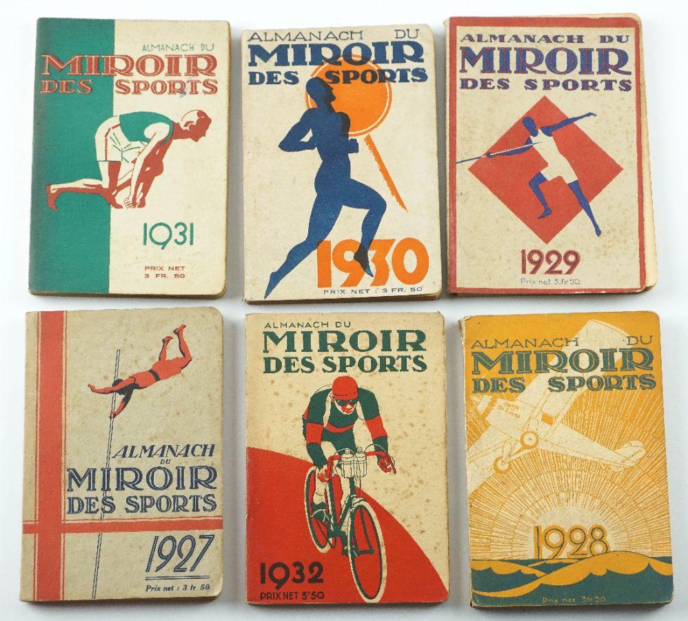 Almanach du Miroir des Sports