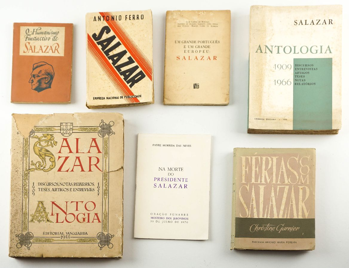 Salazar – 7 livros
