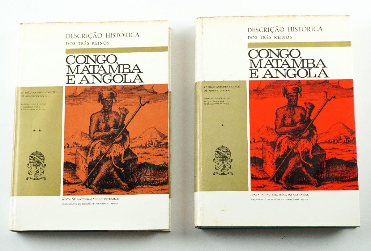 Descrição Histórica dos 3 Reinos: Congo, Matamba e Angola