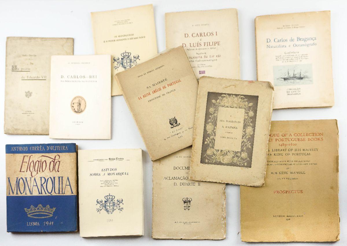 Monarquia Portuguesa – 11 livros