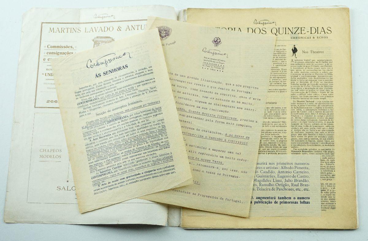Contemporânea - Número Specimen 1915