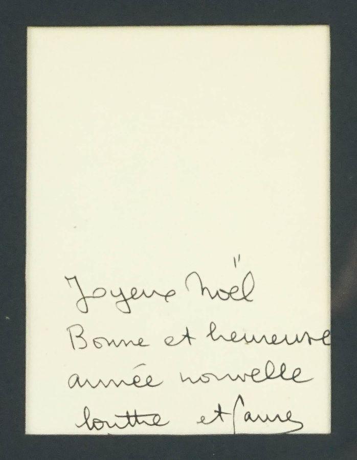 Louttre B. (Marc-Antoine Bissière, 1926 - 2012)