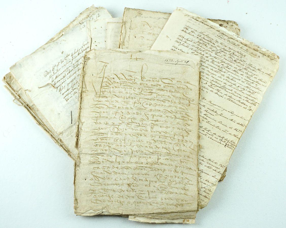 Manuscrito Genealogia Familia Corrêas 1441 – sec XV ao sec XIX
