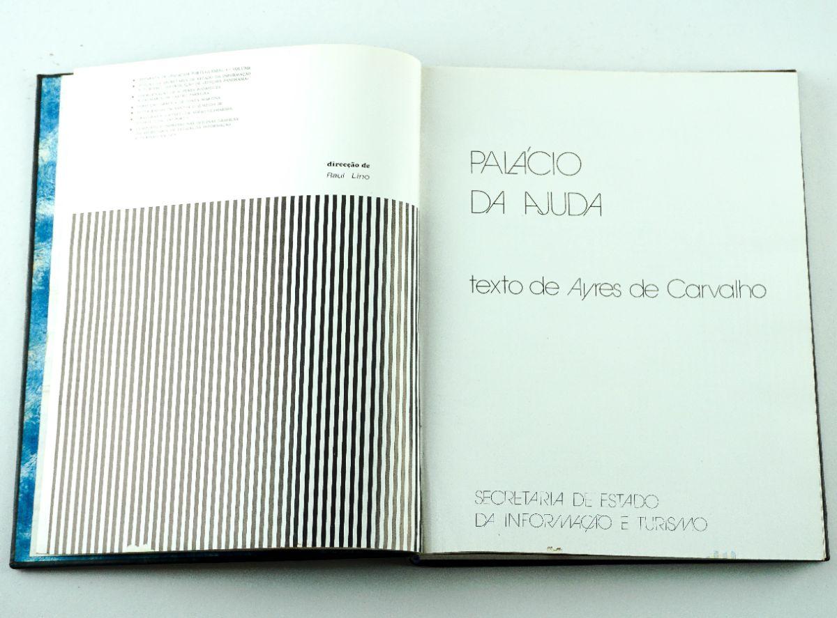 Palácios Portugueses – SNI - Raul Lino