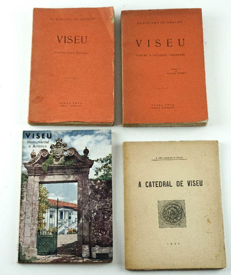 Livros sobre Viseu
